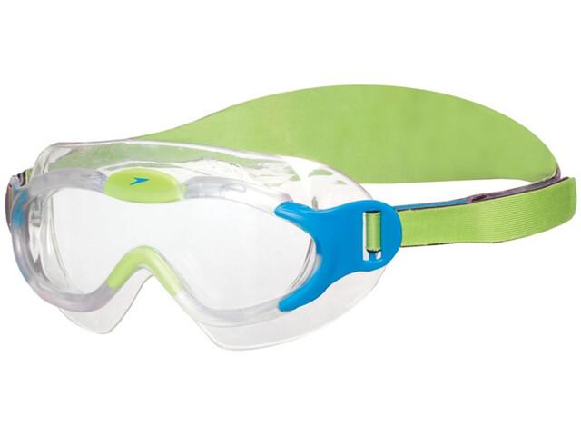 speedo Biofuse Sea Squad Bâton lumineux Enfant, sport blue/hydro green